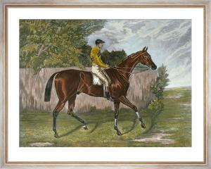 Melton (Restrike Etching) by Sidney R. Wombill