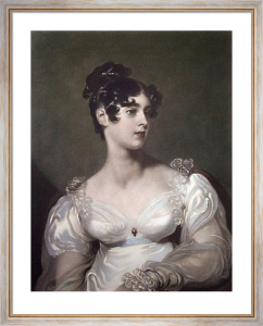 Countess Grosvenor (Restrike Etching) by Sir Thomas Lawrence