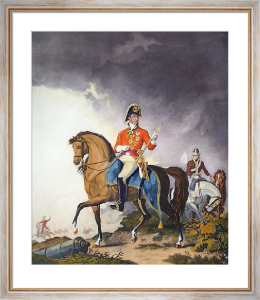 Duke of Wellington (Restrike Etching) by Wright