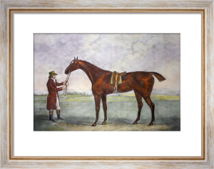Champion (Restrike Etching) by John Sartorius