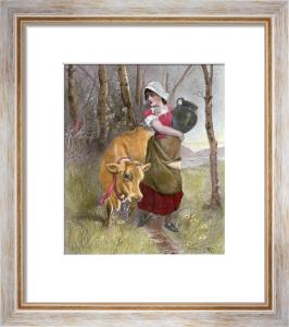 Sark (Restrike Etching) by Edwin Douglas
