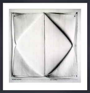 Black & White Felts by Robert Morris