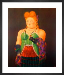 High Society by Fernando Botero