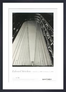 George Washington Bridge by Edward J Steichen