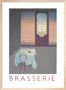 Brasserie by Perry King
