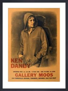 1976 Gallery Moos by Ken Danby