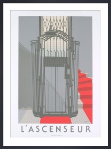 L'Ascenseur by Perry King
