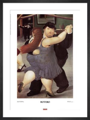 Dancers, 1987 by Fernando Botero