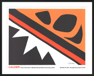 La Grenouille et Cie by Alexander Calder