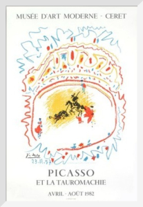 Bullfight, 1982 by Pablo Picasso