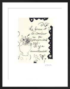 La Forme by Georges Braque