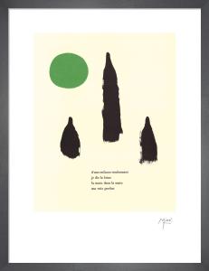 Parler Seul VI by Joan Miro