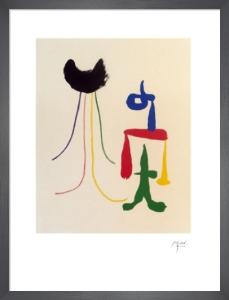 Parler Seul XVI by Joan Miro