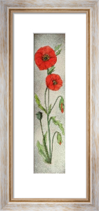 Field Poppy (Restrike Etching) by Anonymous