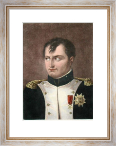 Bonaparte (Restrike Etching) by David