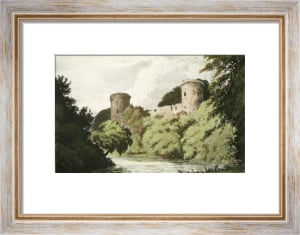 Bothwell Castle (Restrike Etching) by Anonymous