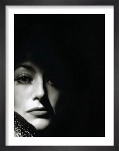 Joan Crawford (I Live My Life) by Hollywood Photo Archive