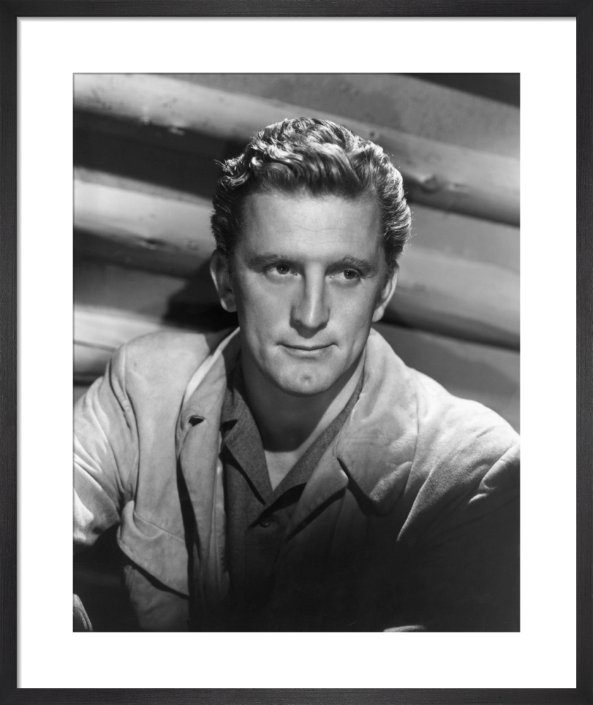 Kirk Douglas by Hollywood Photo Archive