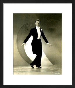 Fred Astaire (Roberta) by Hollywood Photo Archive
