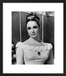 Elizabeth Taylor by Hollywood Photo Archive