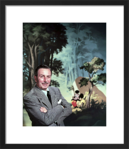 Walt Disney by Hollywood Photo Archive