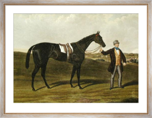 Skirmisher (Restrike Etching) by Charles Hunt