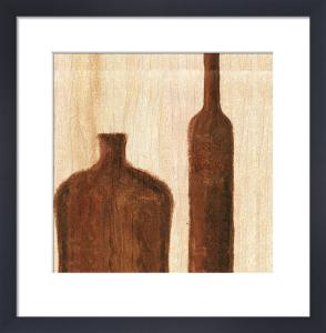 Tuscan Bottles II by Erin Rafferty