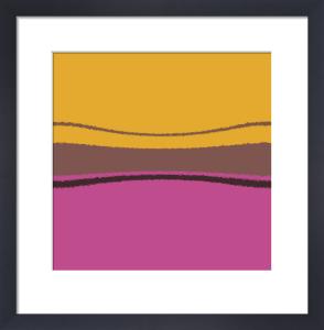Acid Pink & Yellow by Erin Rafferty