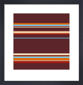 Espresso Stripes by Erin Rafferty