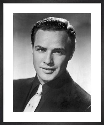 Marlon Brando (Guys and Dolls) by Hollywood Photo Archive