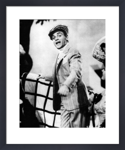 James Cagney as George M Cohan 1942 by Hollywood Photo Archive