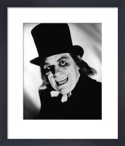 Lon Chaney Sr. (London After Midnight) by Hollywood Photo Archive