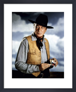 Gary Cooper (Man of the West) by Hollywood Photo Archive