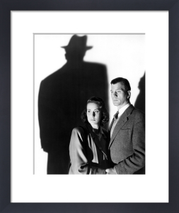 Joseph Cotten with Aida Valli (The Third Man) by Hollywood Photo Archive