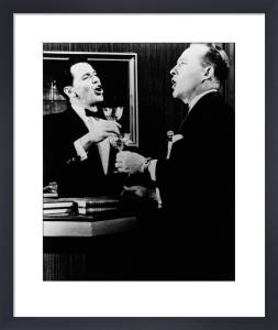 Bing Crosby and Frank Sinatra (High Society) by Hollywood Photo Archive