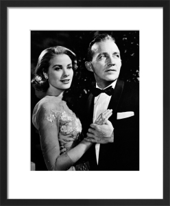 Bing Crosby with Grace Kelly (High Society) by Hollywood Photo Archive
