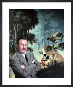 Walt Disney by Hollywood Photo Archive