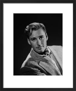 Errol Flynn by Hollywood Photo Archive