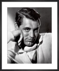 Cary Grant (The Talk of the Town) by Hollywood Photo Archive