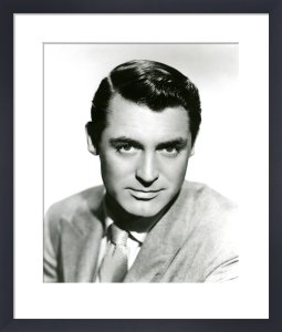 Cary Grant by Hollywood Photo Archive