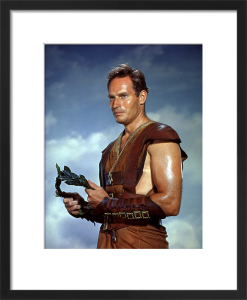 Charlton Heston (Ben-Hur) by Hollywood Photo Archive