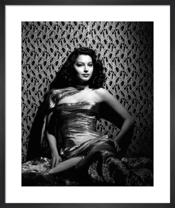 Ava Gardner 1949 by Hollywood Photo Archive