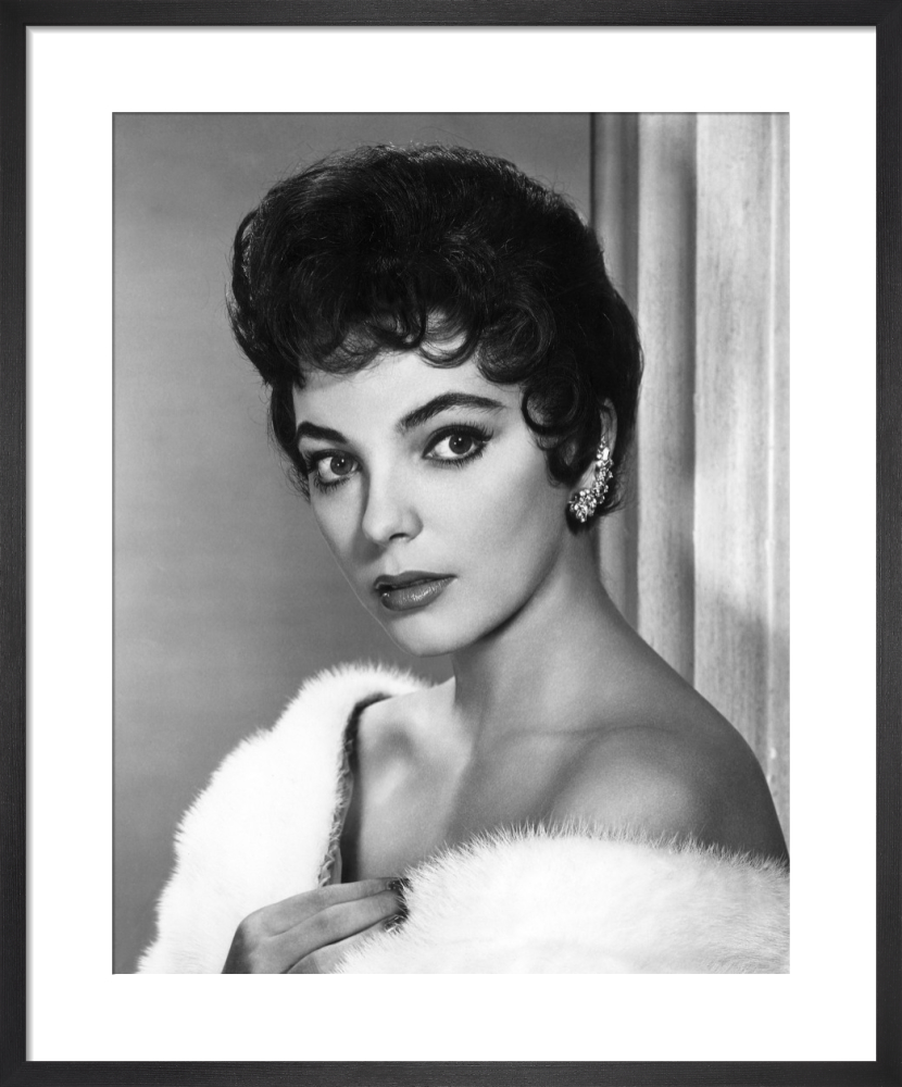 Joan Collins by Hollywood Photo Archive