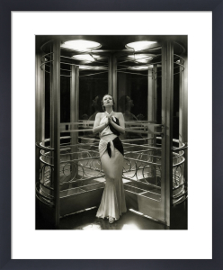 Joan Crawford (Letty Lynton) by Hollywood Photo Archive