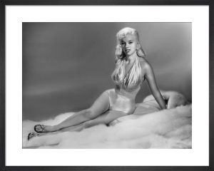 Diana Dors by Hollywood Photo Archive