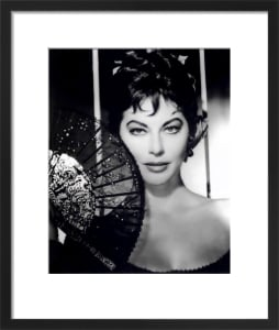 Ava Gardner (The Naked Maja) by Hollywood Photo Archive