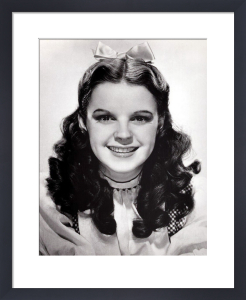 Judy Garland (The Wizard of Oz) by Hollywood Photo Archive