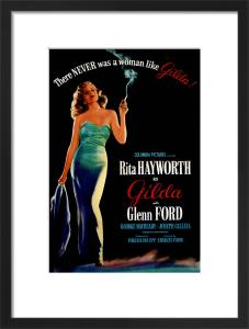 Rita Hayworth (Gilda) by Hollywood Photo Archive