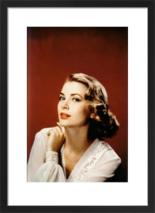 Grace Kelly by Hollywood Photo Archive