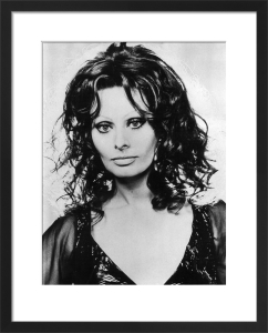 Sophia Loren (The Priests Wife) by Hollywood Photo Archive